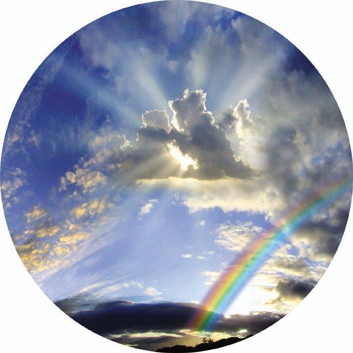 Optikinetics 9 Quot Max Wheel Day And Night Sky