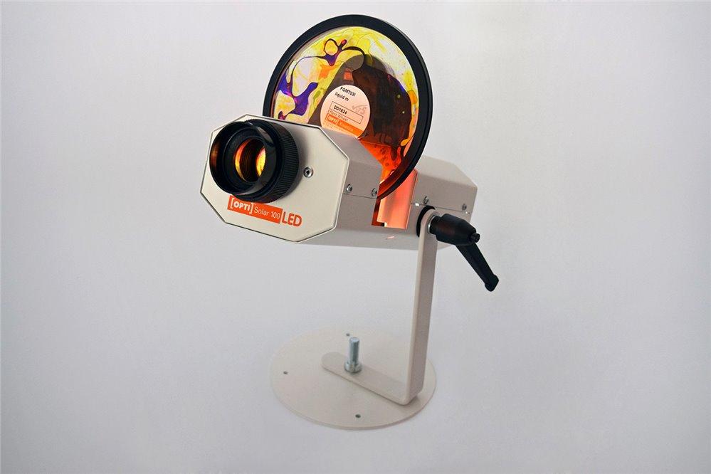 Optikinetics Solar 100 Led Projector Optifanatics 1